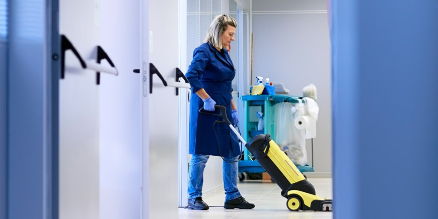 Janitorial & Cleaning Services
